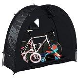 Dan&Dre Fahrrad-Zelt für den Außenbereich, wasserdicht, staubdicht, Fahrrad-Aufbewahrung, Schutzzelt für Kleinteile