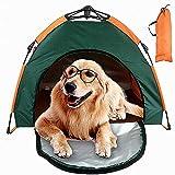 C&YL Premium Haustierzelt mit Tragetasche, tragbar, faltbar, wasserdicht, Sonnenschutz, einfach auf- und abzubauen (79 x 77 x 62 cm)